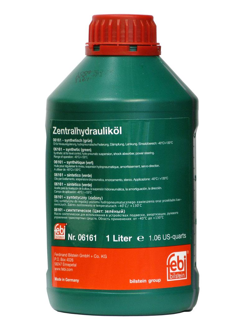 Масло для ГУР зеленое синтетика Febi 06161