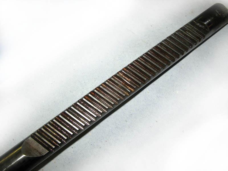 зуба рулевой рейки Ауди